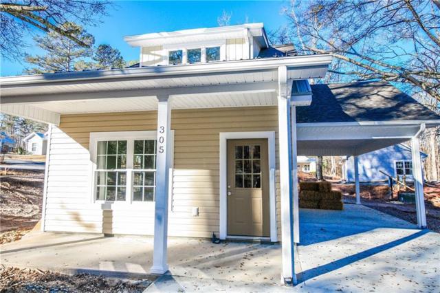 383 E Woodland Drive, Walhalla, SC 29691 (MLS #20210813) :: Les Walden Real Estate