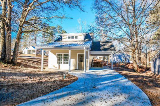 305 E Woodland Drive, Walhalla, SC 29691 (MLS #20210861) :: Les Walden Real Estate