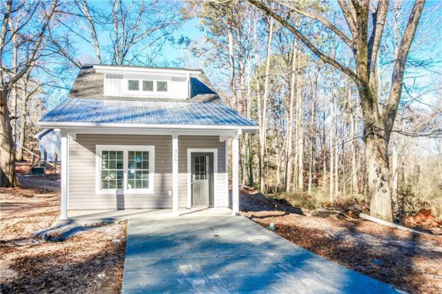 355 E Woodland Drive, Walhalla, SC 29691 (MLS #20210865) :: Les Walden Real Estate