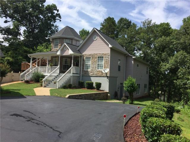 595 Seminole Point, Fair Play, SC 29643 (MLS #20210890) :: Tri-County Properties