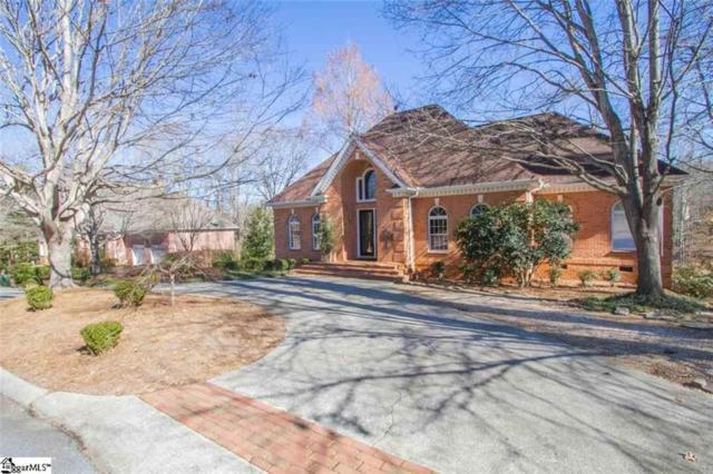 105 Greenleaf Lane, Easley, SC 29642 (MLS #20210923) :: Les Walden Real Estate