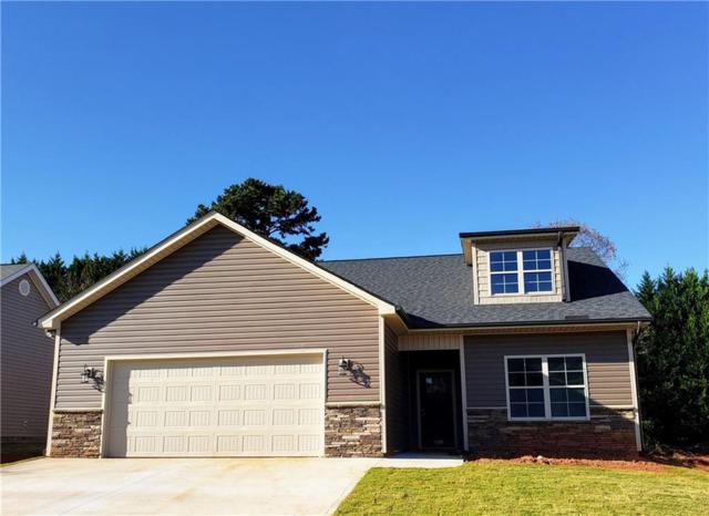 142 Shakleton Drive, Anderson, SC 29625 (MLS #20210975) :: Les Walden Real Estate
