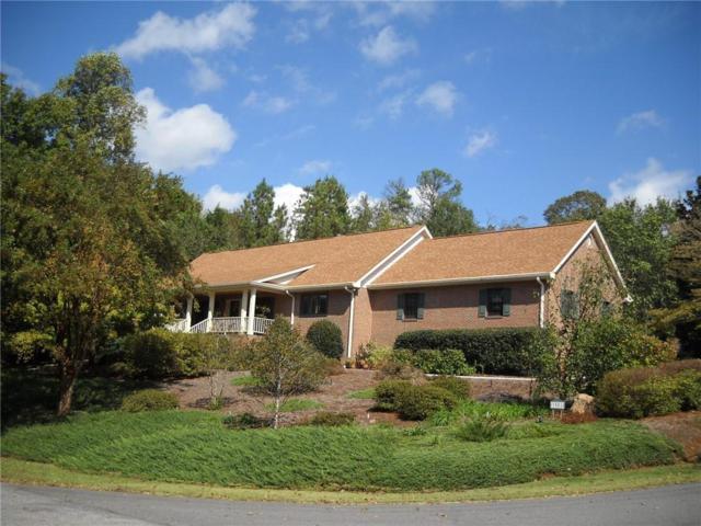 3901 Turnberry Loop, Seneca, SC 29678 (MLS #20210997) :: Les Walden Real Estate