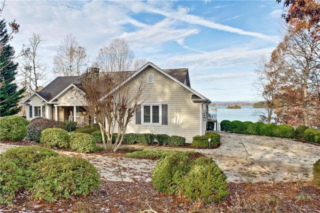 349 N Summit Drive, Seneca, SC 29672 (MLS #20210999) :: Les Walden Real Estate