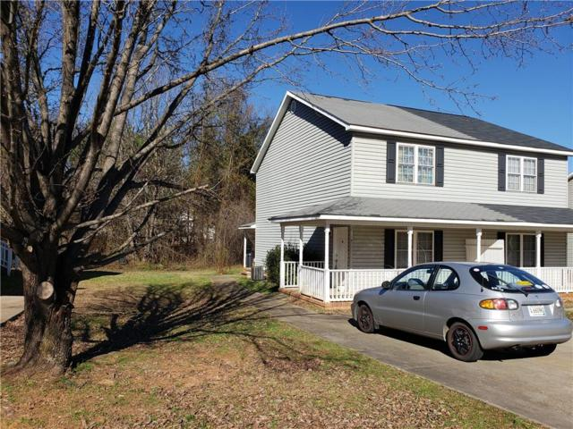 117 A Summerwalk Court, Anderson, SC 29625 (MLS #20211154) :: The Powell Group