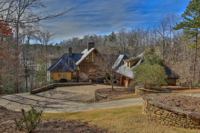 140 Stone Cove Road, Sunset, SC 29685 (MLS #20211196) :: The Powell Group