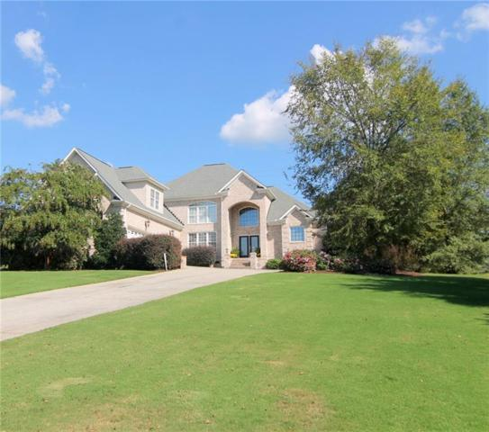 100 Turnberry Road, Anderson, SC 29621 (MLS #20211231) :: Tri-County Properties