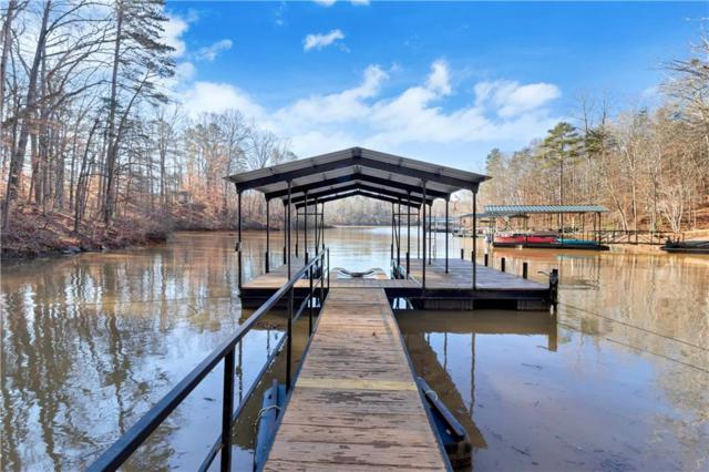 290 Coves End Point, Seneca, SC 29678 (MLS #20211245) :: Tri-County Properties