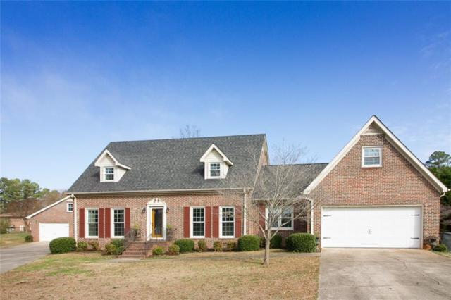 409 Lancelot Court, Anderson, SC 29625 (MLS #20211246) :: The Powell Group of Keller Williams