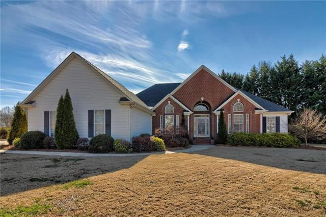 553 Brighton Circle, Easley, SC 29642 (MLS #20211318) :: The Powell Group of Keller Williams