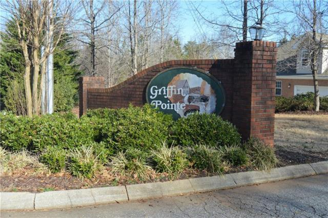 1205 Griffin Mill Road, Easley, SC 29640 (MLS #20211343) :: Tri-County Properties at KW Lake Region