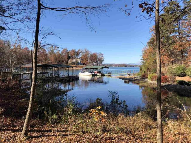 417 Woodridge Drive, Seneca, SC 29672 (MLS #20211356) :: Les Walden Real Estate