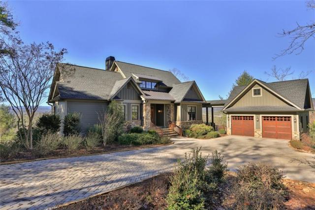 310 Eastatoe Parkway, Sunset, SC 29685 (MLS #20211369) :: Tri-County Properties
