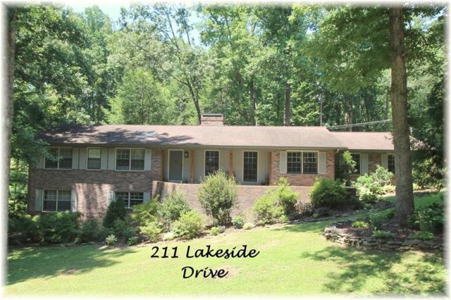211 Lakeside Drive, Walhalla, SC 29691 (MLS #20211376) :: Tri-County Properties