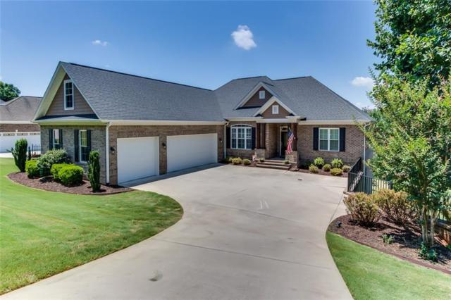 119 Turnberry Road, Anderson, SC 29621 (MLS #20211405) :: The Powell Group