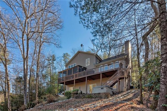 209 Falcon Crest Way Way, Pickens, SC 29671 (MLS #20211413) :: The Powell Group