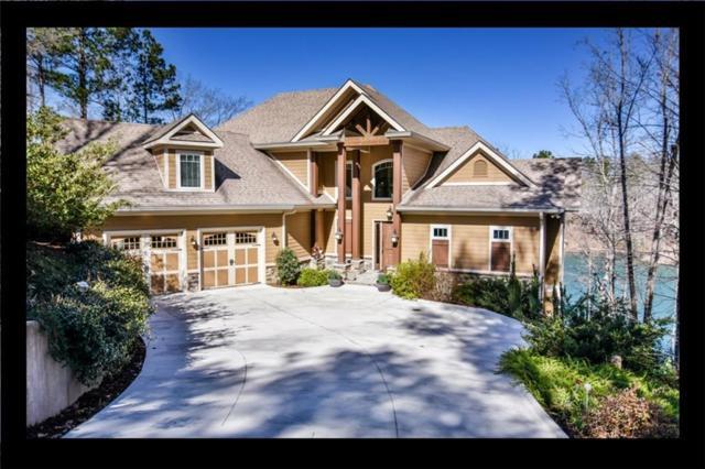 326 Penbroke Court, Six Mile, SC 29682 (MLS #20211414) :: Les Walden Real Estate