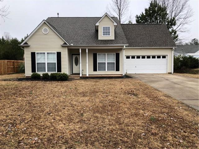 224 Canvasback Way, Easley, SC 29642 (MLS #20211415) :: Prime Realty