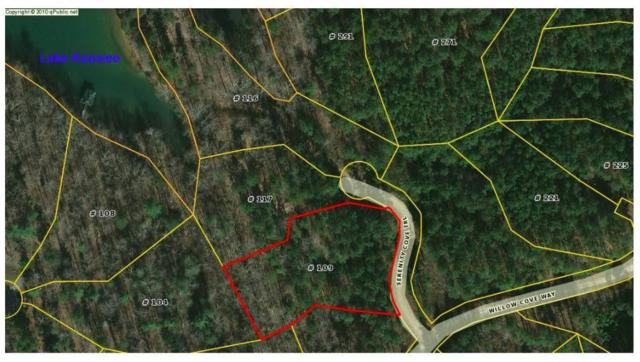 109 Serenity Cove Trail, Six Mile, SC 29682 (MLS #20212474) :: Tri-County Properties