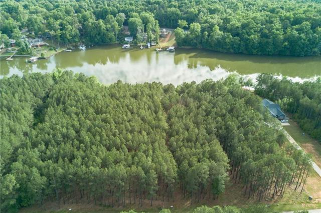 118 Waterside Drive, Iva, SC 29655 (MLS #20212490) :: The Powell Group