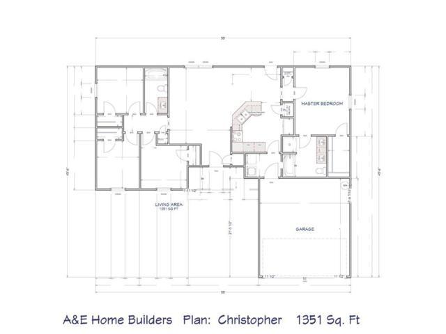 201 Ridgecrest Way, Williamston, SC 29697 (MLS #20212498) :: Tri-County Properties