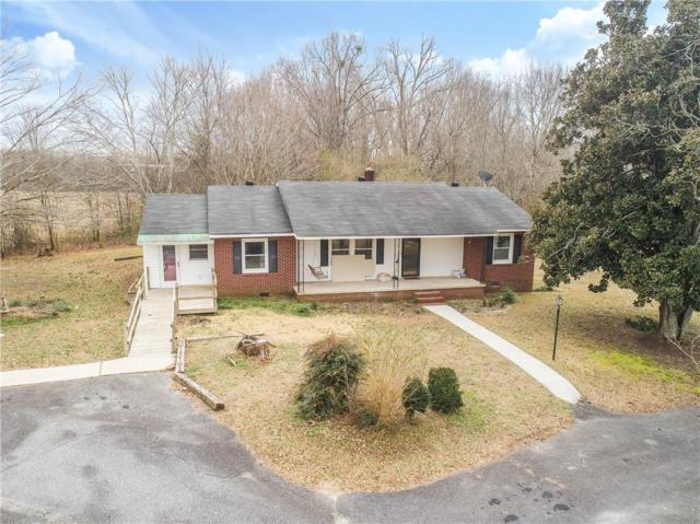 300 Shirley Circle, Townville, SC 29689 (MLS #20212513) :: The Powell Group
