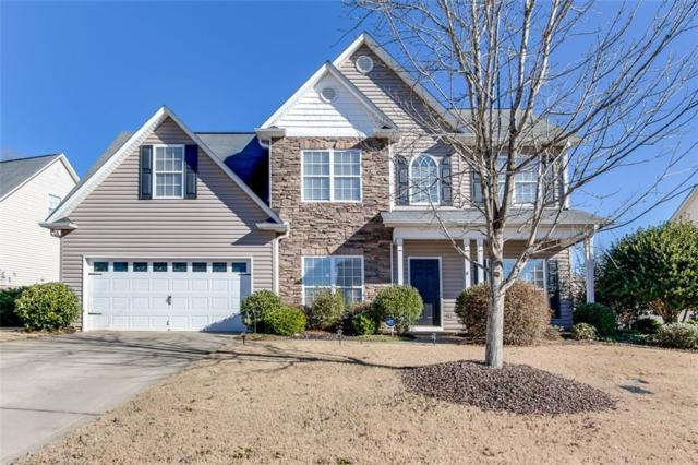 23 Duxbury Lane, Easley, SC 29642 (MLS #20212544) :: The Powell Group