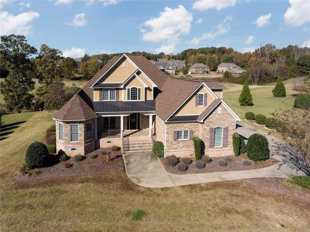 155 Tully Drive, Anderson, SC 29621 (MLS #20212574) :: The Powell Group