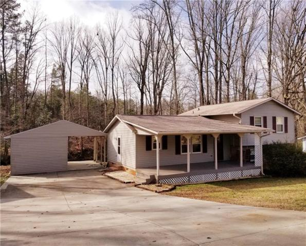 321 Forest Creek Drive, Seneca, SC 29678 (MLS #20212587) :: Tri-County Properties