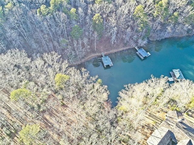 132 Big Creek Trail, Six Mile, SC 29682 (MLS #20212605) :: The Powell Group