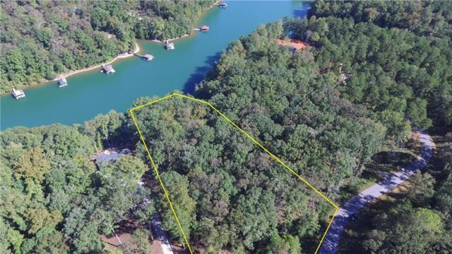 54 Peninsula Pointe North Road, West Union, SC 29696 (MLS #20212628) :: Tri-County Properties