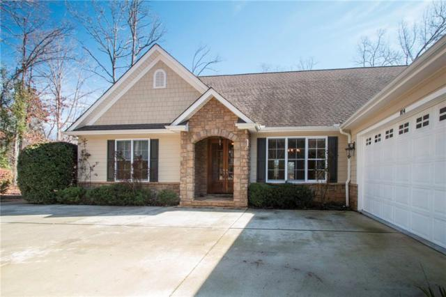104 Crest Pointe Drive, Seneca, SC 29672 (MLS #20212641) :: The Powell Group
