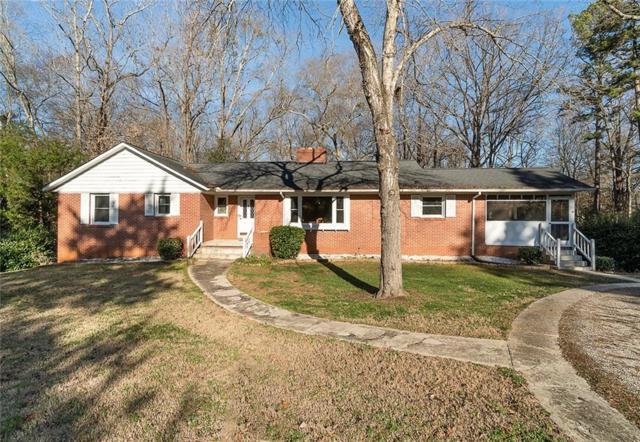 101 Laurel Lane, Clemson, SC 29631 (MLS #20212648) :: Tri-County Properties