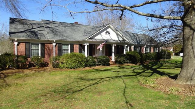 304 Phil Watson Rd Road, Anderson, SC 29625 (MLS #20212671) :: Les Walden Real Estate