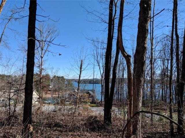 Lot 39 Sailview Drive, Seneca, SC 29672 (#20212687) :: Connie Rice and Partners