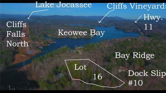 Lot 16 Bay Ridge, Salem, SC 29676 (#20212721) :: Connie Rice and Partners