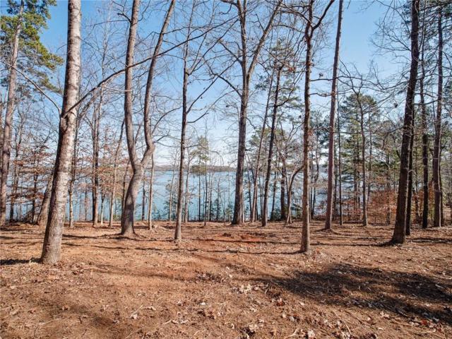 308 Greentree Ct Lot 25 Harbor Oaks, Seneca, SC 29672 (#20212741) :: Connie Rice and Partners