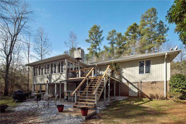 105 Forest Drive, Townville, SC 29689 (MLS #20212781) :: Tri-County Properties