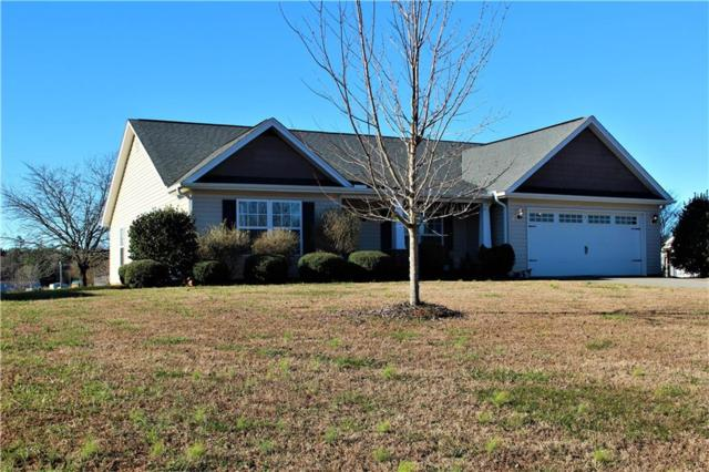 105 Stanmoore Drive, Anderson, SC 29621 (MLS #20212836) :: Les Walden Real Estate