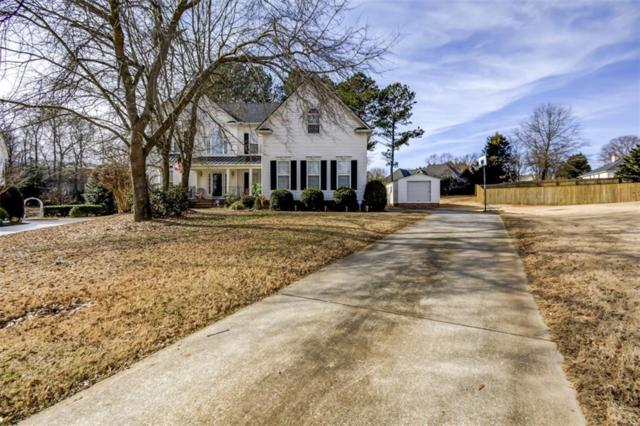 112 Annenberg Lane, Easley, SC 29642 (MLS #20212902) :: The Powell Group