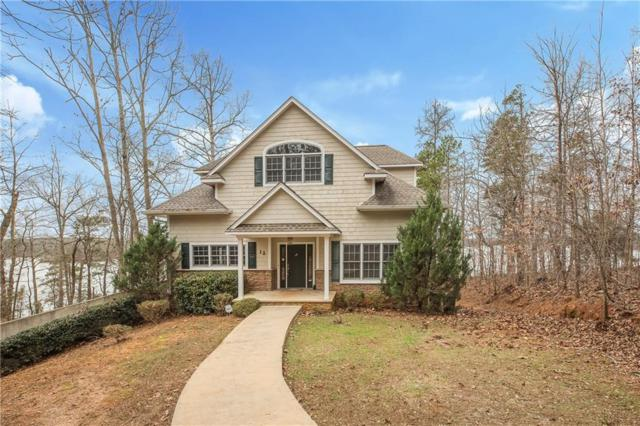 12 Muskhogean Drive, Fair Play, SC 29643 (MLS #20212931) :: Tri-County Properties