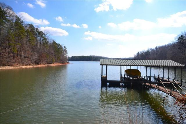 105 Gates Cove Drive, Fair Play, SC 29643 (MLS #20212934) :: Les Walden Real Estate