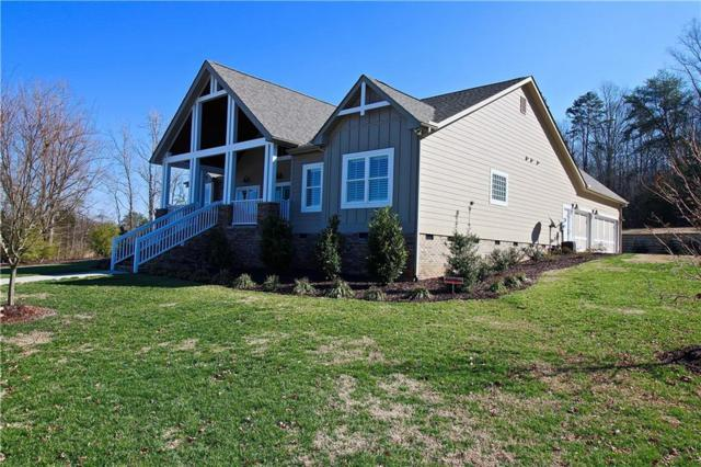 684 Stewart Gin Road, Liberty, SC 29657 (MLS #20212945) :: The Powell Group