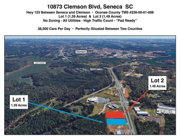 10873 Clemson Boulevard, Seneca, SC 29678 (MLS #20212989) :: Tri-County Properties at KW Lake Region