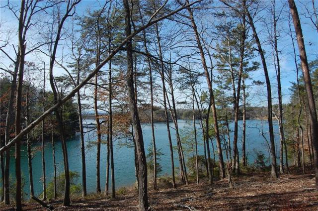 Lot 32 Squirrel Point, Six Mile, SC 29682 (#20213005) :: Connie Rice and Partners