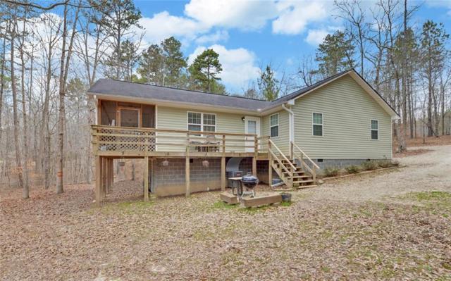 319 Shawnee Trail, Toccoa, GA 30577 (MLS #20213007) :: Les Walden Real Estate