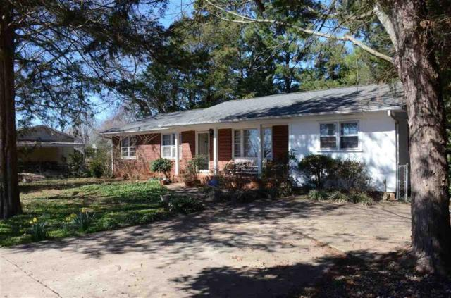 108 Long Road, Pendleton, SC 29670 (MLS #20213019) :: Les Walden Real Estate