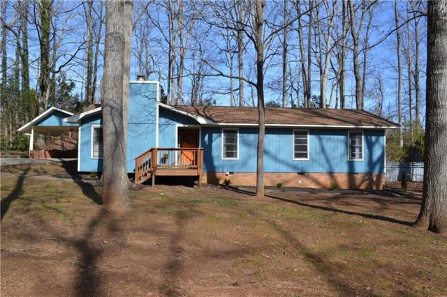 225 Heather Drive, Central, SC 29630 (MLS #20213027) :: The Powell Group