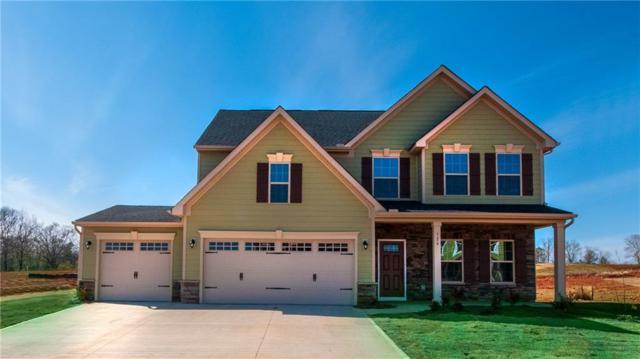126 Bronson Ridge, Anderson, SC 29621 (MLS #20213051) :: Les Walden Real Estate