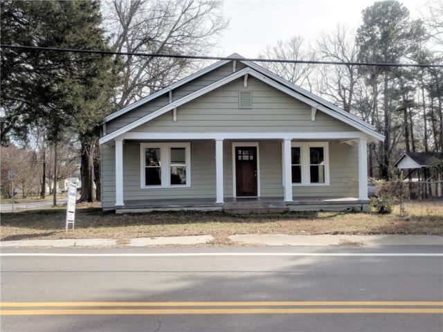 520 Williams Street, Williamston, SC 29697 (MLS #20213068) :: Tri-County Properties